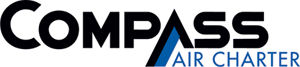 Compass Aircharter Logo